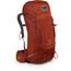 Osprey M's Kestrel 38 Backpack Dragon Red